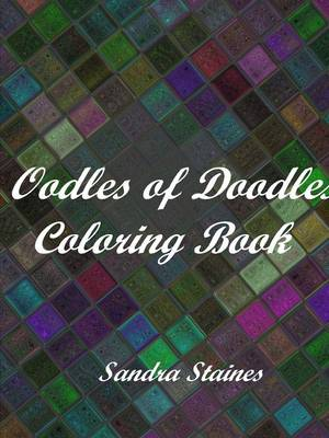 Oodles of Doodles Coloring Book