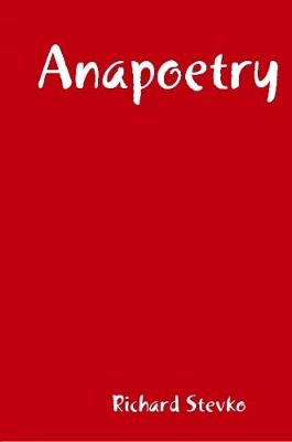 Anapoetry
