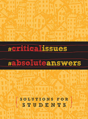 Critical Issues. Absolute Answers.