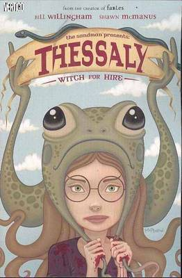 Sandman Presents Thessaly Witch For Hire TP