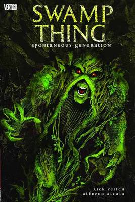 Swamp Thing TP Vol 08 Spontaneous Generation