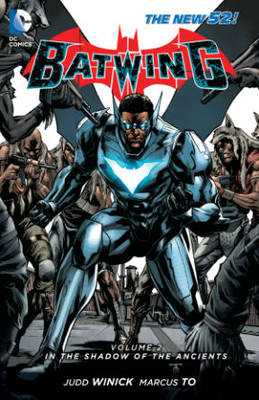Batwing Volume 2: In the Shadow of the Ancients TP
