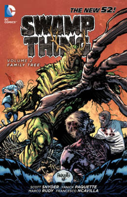 Swamp Thing Volume 2: Family Tree TP