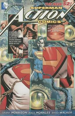 Superman - Action Comics Vol. 3 At The End Of Days (The New52)