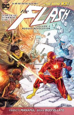 The Flash Volume 2: Rogues Revolution HC (The New 52)