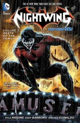 Nightwing Volume 3: Death of the Family TP (The New 52)