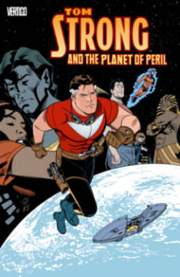 Tom Strong and the Planet of Peril TP