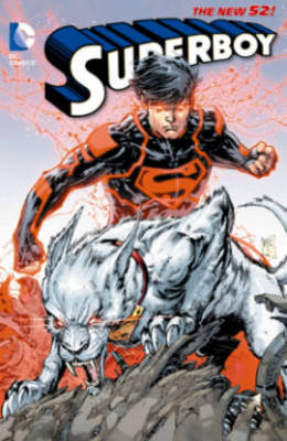 Superboy Volume 4: Blood and Steel TP (The New 52)