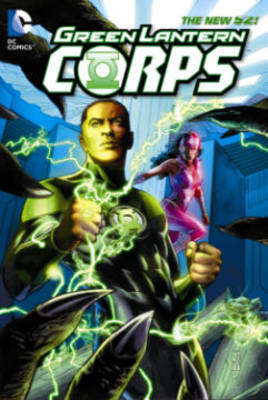 Green Lantern Corps Volume 4 TP (The New 52)