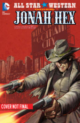 All Star Western Volume 5 TP (The New 52)
