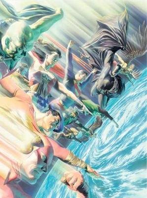 Absolute Justice League The World's Greatest Superheroes By Alex Ross &Paul Dini (New Edition)