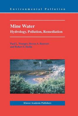 Mine Water: Hydrology, Pollution, Remediation