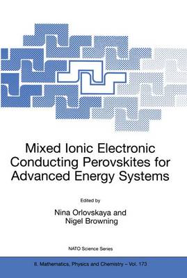 Mixed Ionic Electronic Conducting Perovskites for Advanced Energy Systems