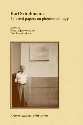 Karl Schuhmann, Selected papers on phenomenology