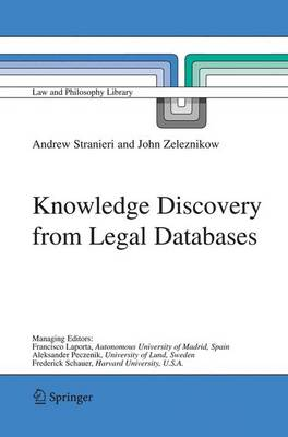 Knowledge Discovery from Legal Databases