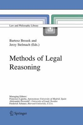 Methods of Legal Reasoning