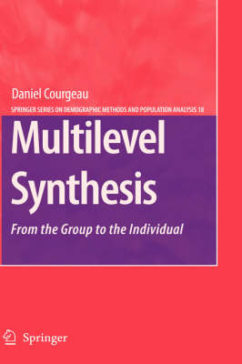Multilevel Synthesis: From the Group to the Individual