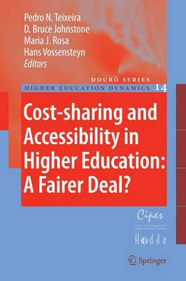 Cost-sharing and Accessibility in Higher Education: A Fairer Deal?