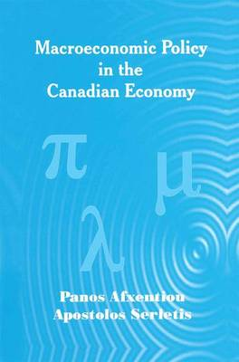 Macroeconomic Policy in the Canadian Economy