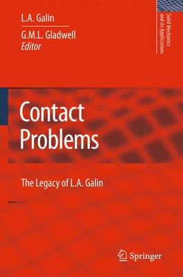 Contact Problems: The legacy of L.A. Galin