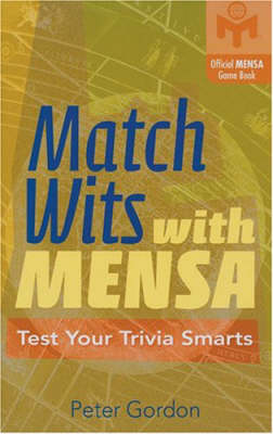 Match Wits with MENSA: Test Your Trivia Smarts