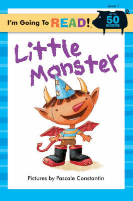 I'm Going to Read (R) (Level 1): Little Monster