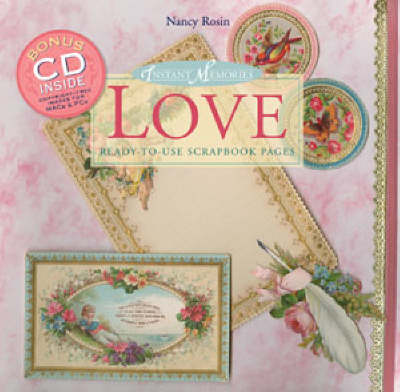 Love: Ready-to-use Scrapbook Pages