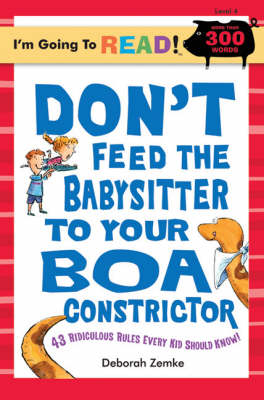 Don't Feed the Babysitter to Your Boa Constrictor: Level 4