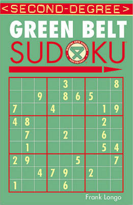Second-Degree Green Belt Sudoku (R)