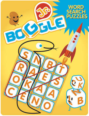 Boggle Jr. Word Search