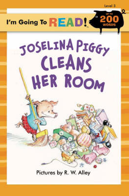 Joselina Piggy Cleans Her Room: Level 3