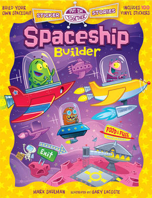 Spaceship Builder