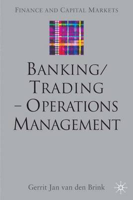 Banking/Trading - Operations Management