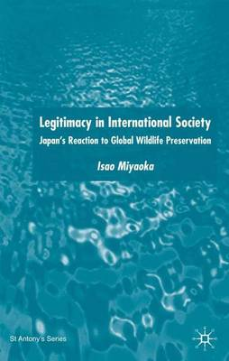 Legitimacy in International Society: Japan's Reaction to Global Wildlife Preservation