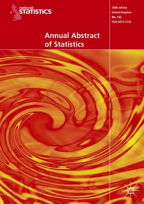 Annual Abstract of Statistics 2006