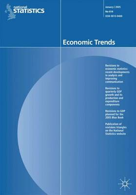 Economic Trends Vol 623 October 2005