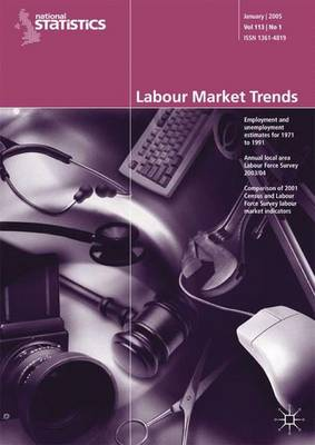 Labour Market Trends: v. 113, No. 8: August 2005