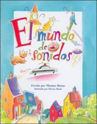 My World of Sounds Little Book 6-Pack - Spanish