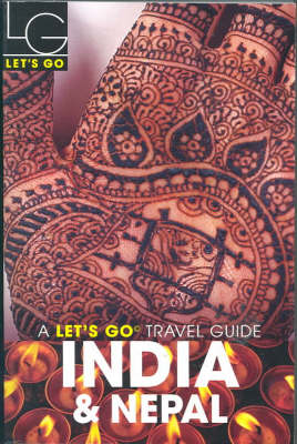 Let's Go India and Nepal: 2004
