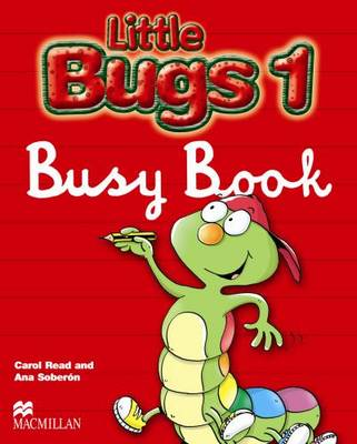 Little Bugs 1: Busy Book