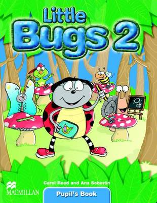 Little Bugs: Pupil's Book: Level 2