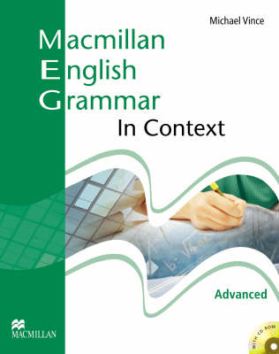 Macmillan English Grammar In Context Advanced Pack without Key