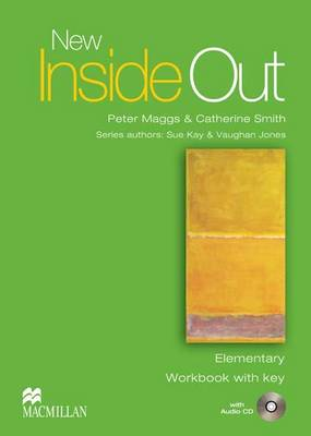 New Inside Out - Workbook - Elementary - With Key and Audio CD - CEF A1 / A2
