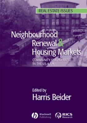 Neighbourhood Renewal and Housing Markets: Community Engagement in the US and UK