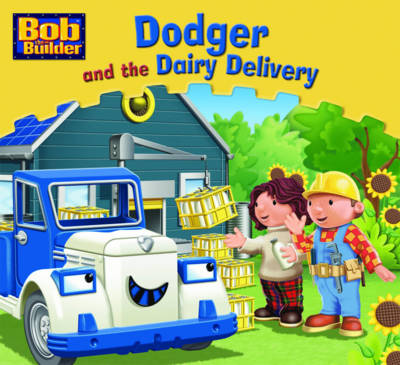 Dodger and the Dairy Delivery