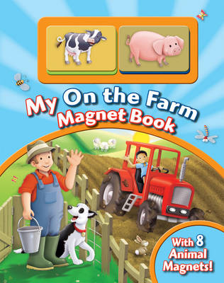 My on the Farm Magnet Book