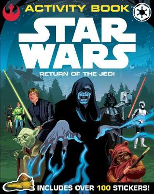 Star Wars Return of the Jedi Activity Book: With Sticker Scenes
