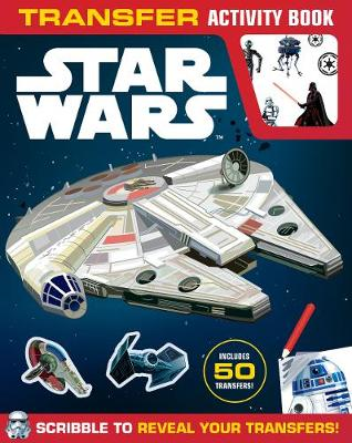 Star Wars Transfer Activity Book