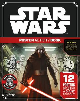 Star Wars: The Force Awakens Poster Activity Book
