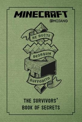 Minecraft: The Survivors' Book of...
